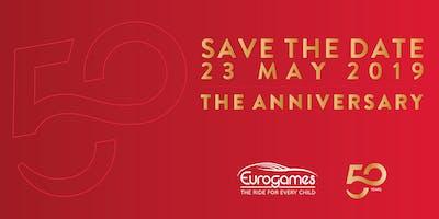 Eurogames 50 anni