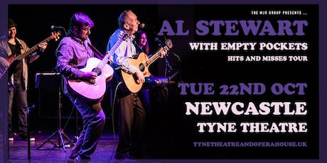 Al Stewart (Tyne Theatre, Newcastle) tickets
