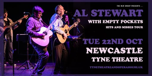 Al Stewart (Tyne Theatre, Newcastle)