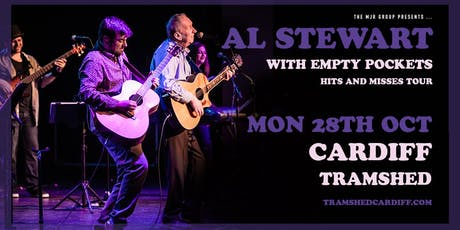 Al Stewart (Tramshed, Cardiff) tickets