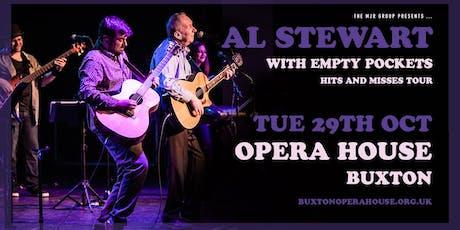 Al Stewart (Opera House, Buxton) tickets