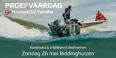 Proefvaardag EmPowered by Yamaha