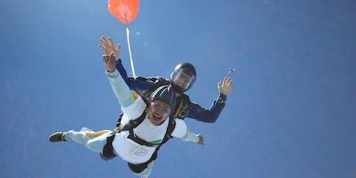 Warwick goes Skydiving!