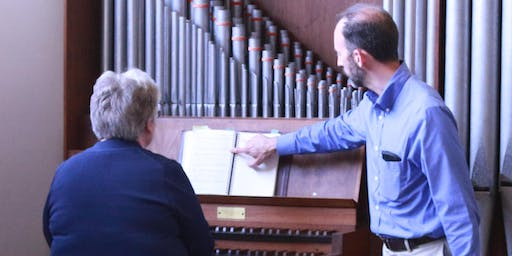 Organist Workshop: Intermediate Level