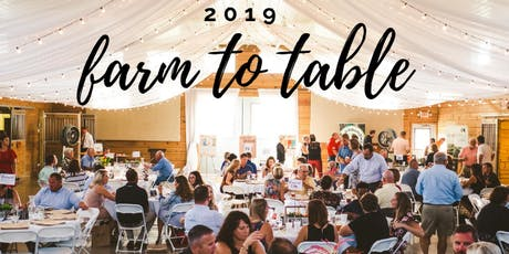 2019 Northwest Ohio Farm to Table tickets