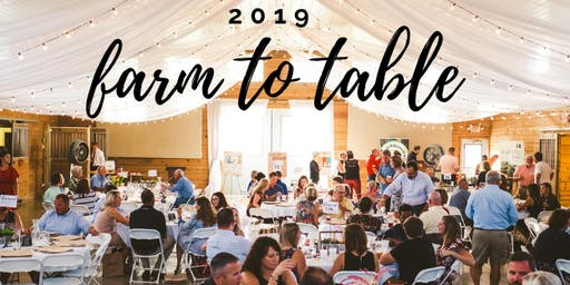2019 Northwest Ohio Farm to Table