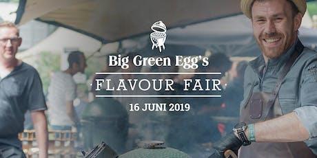 Big Green Egg's Flavour Fair 2019 tickets