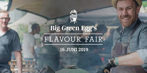 Big Green Egg's Flavour Fair 2019