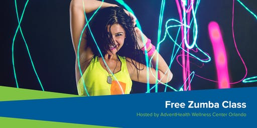 Free Zumba in the Park