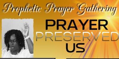 """""""Prayer Preserved US"""" Banquet Ticket"""