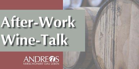 After-Work-Wine-Talk: Deutscher Sekt  Tickets