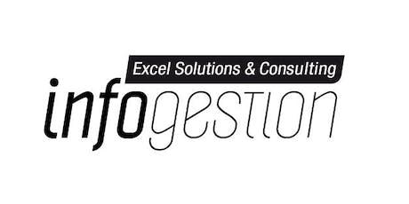 Formation Excel - Avancé tickets