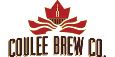Coulee Brewery Tour and Tasting Event