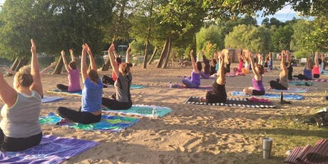 Sunset Yoga at Deer Lake Beach tickets