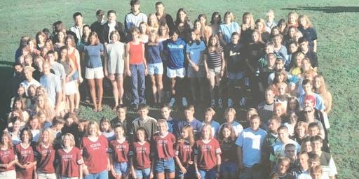MASH Class of 1999 20-year Reunion!