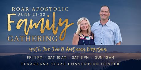 ROAR Apostolic Family Gathering tickets