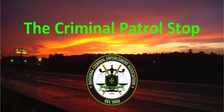 2019 Criminal Patrol Stop Workshop - Gallatin, TN tickets