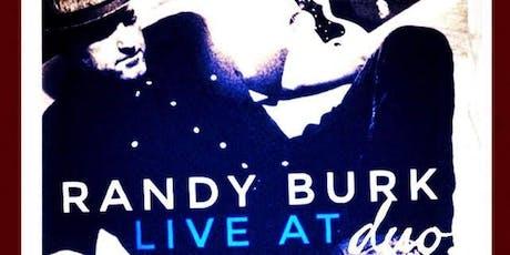 Randy Burk & Dave Ducharme-Jones tickets