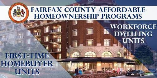 Affordable Homeownership Opportunities in Fairfax County Orientation