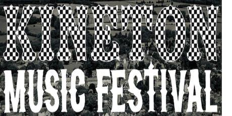 Kineton Music Festival 2019 tickets