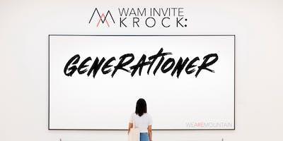 Lunchföreläsning Krock: Generationer