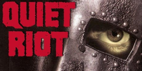 Quiet Riot - Live in the Vault! tickets