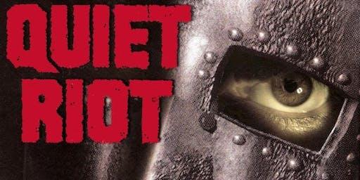 Quiet Riot - Live in the Vault!
