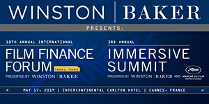 Winston Baker Cannes Conferences