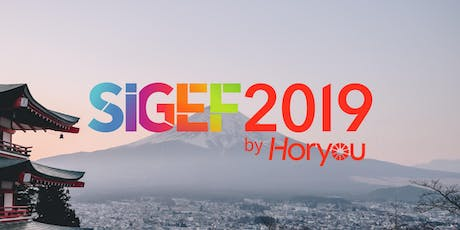 Social Innovation and Global Ethics Forum > SIGEF 2019 tickets