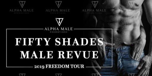 Fifty Shades Male Revue Lexington