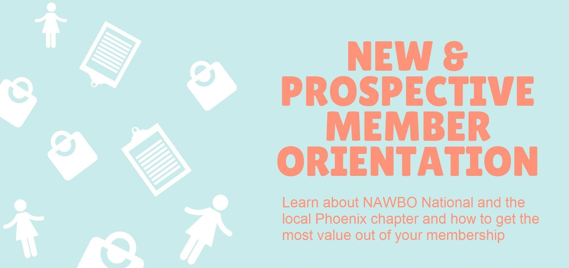 NAWBO New Member Orientation