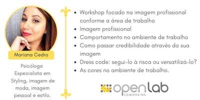 Workshop Imagem Profissional: Conquistando uma ima