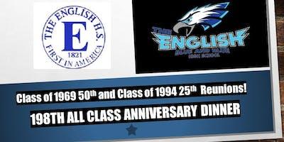 198th Anniversary All Class Reunion Dinner