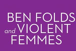 Ben Folds, Violent Femmes