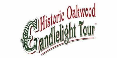 2019 Historic Oakwood Candlelight Tour® - Raleigh, NC