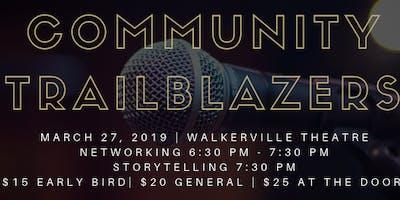 YQG Talks: Community Trailblazers