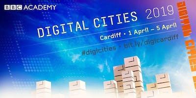 Digital Cities Cardiff: Marketing 101 w/ George Savva
