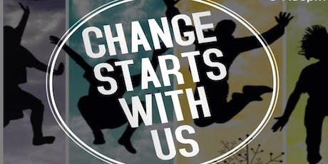 Change Starts With Us – Young People Meeting  tickets