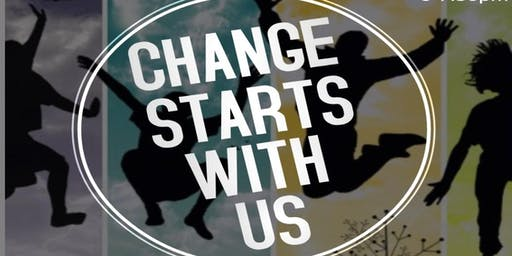 Change Starts With Us – Young People Meeting