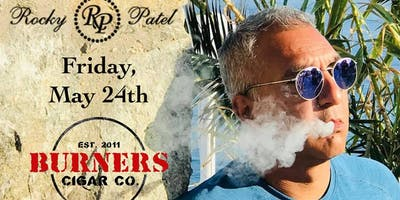 Come meet the owner and founder of Rocky Patel Cigars