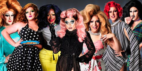 Ladies of Tabu Drag Brunch tickets