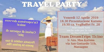 TravelParty e VegBuffet