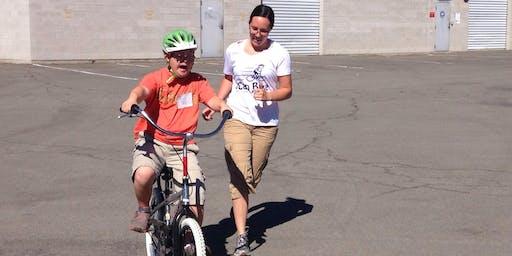 iCan Bike Volunteer - Reno 2019
