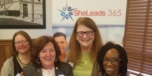 SheLeads 365 - Women's Leadership Seminar/Killeen, Texas