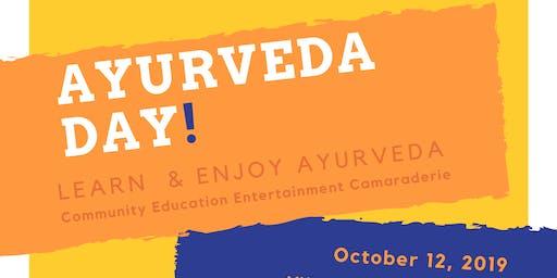 Ayurveda Day 2019