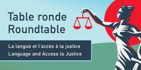 Roundtable: Language and Access to Justice tickets