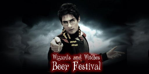 Wizards and Witches Beer Festival Plus Butter Beer Voucher
