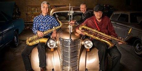 Texas Horns featuring Derek O'Brien & Nick Connolly plus Bill Carter tickets