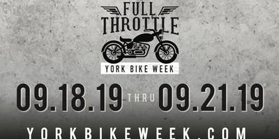 York Bike Week/Fuel and Small Town Titans Concert