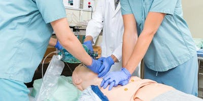 "AHA BLS Basic Life Support ""HeartCode"" Blended"
